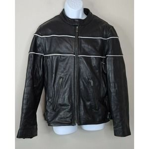 Street Legal Leather Motorcycle Jacket